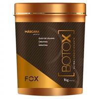 Btox Fox Gloss Condicionante Com Queratina 1kg