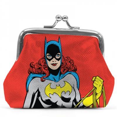 Porta moedas vermelho - Batgirl