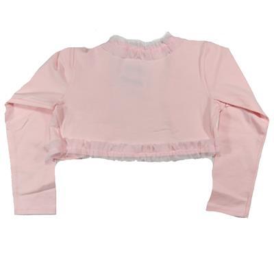 Bolero Infantil Rosa - Arte Menor