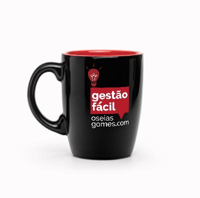Caneca Gestão Fácil - Oséias Gomes